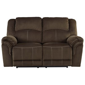 Signature Design by Ashley Quinnlyn Reclining Power Loveseat