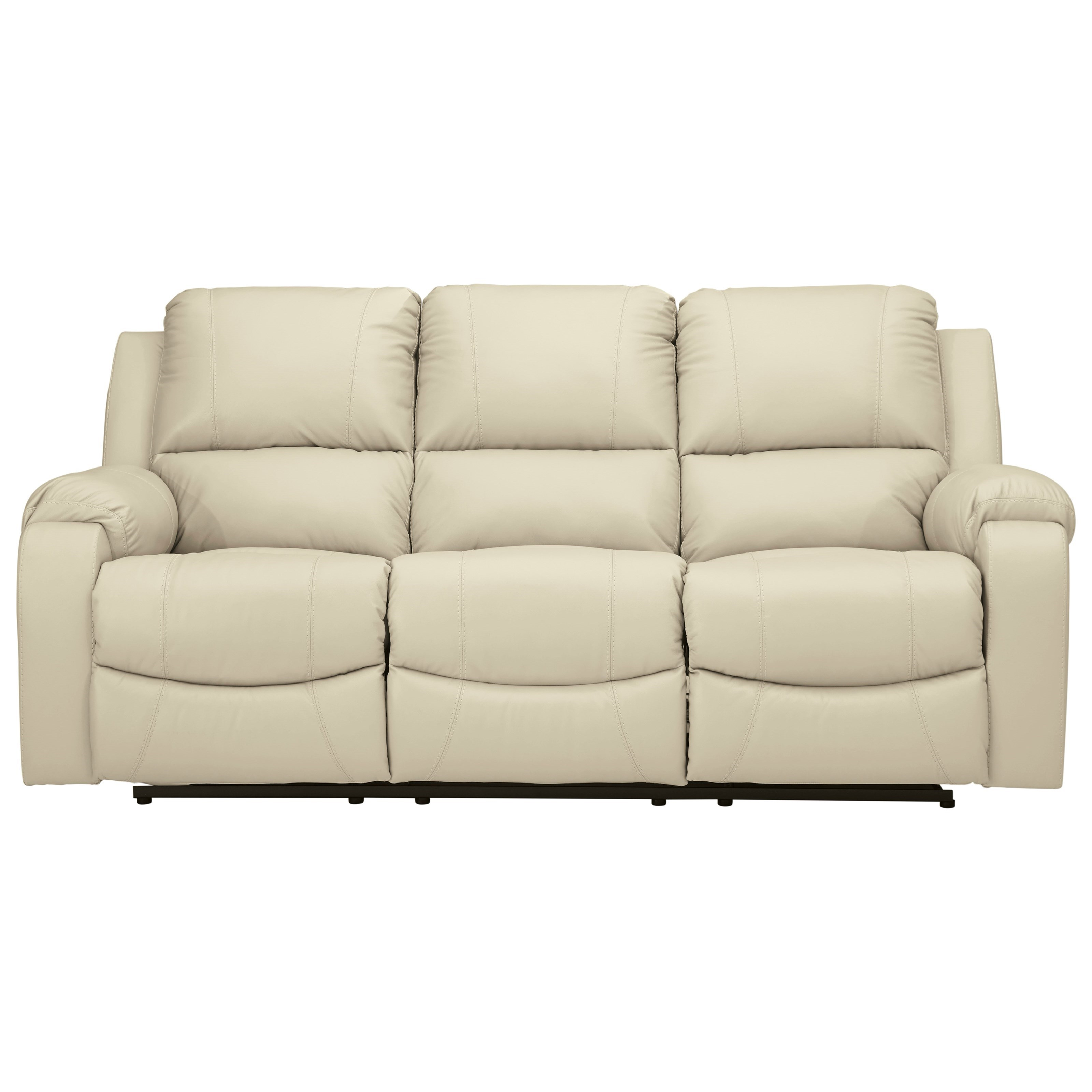 Rackingburg Reclining Sofa by Ashley Signature Design at Rooms and Rest