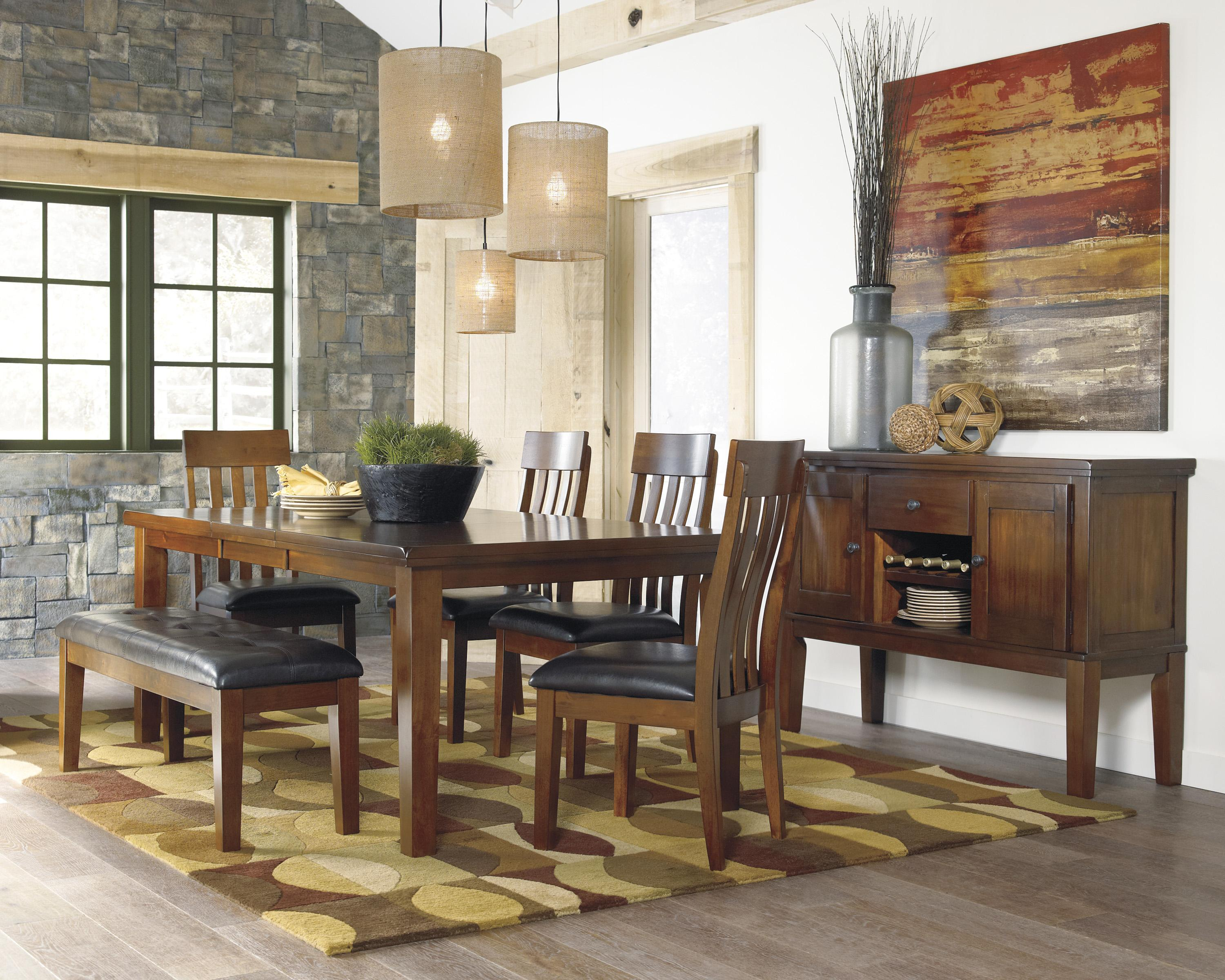Ralene Formal Dining Room Group by Ashley (Signature Design) at Johnny Janosik