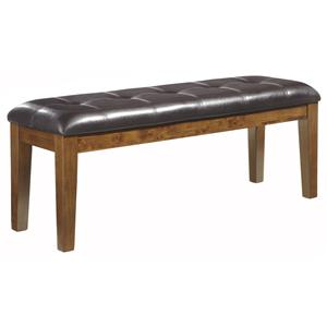 Signature Design by Ashley Ralene Large UPH Dining Room Bench