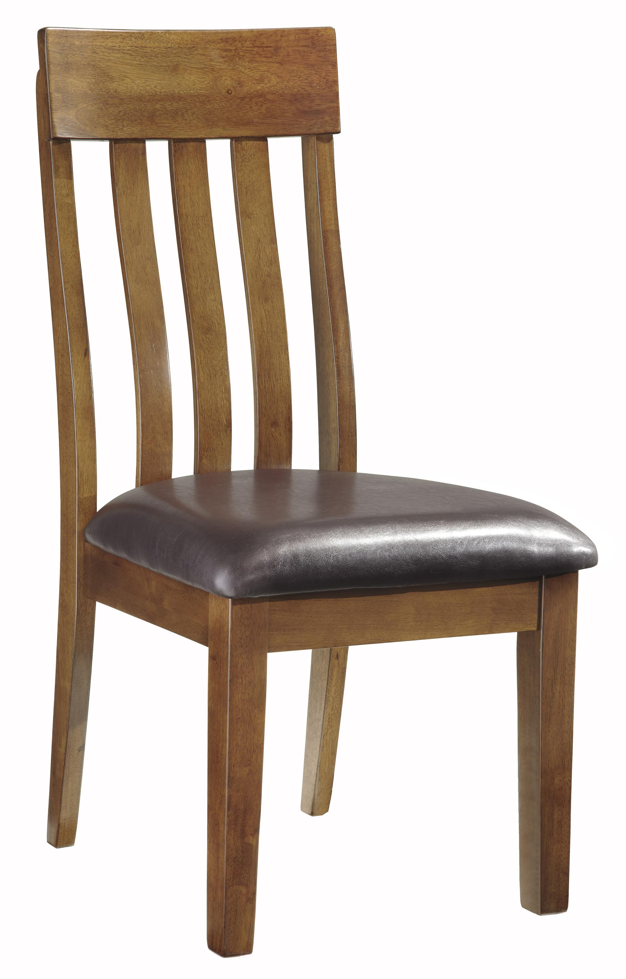 Ralene Upholstered Dining Side Chair  by Signature Design by Ashley at VanDrie Home Furnishings