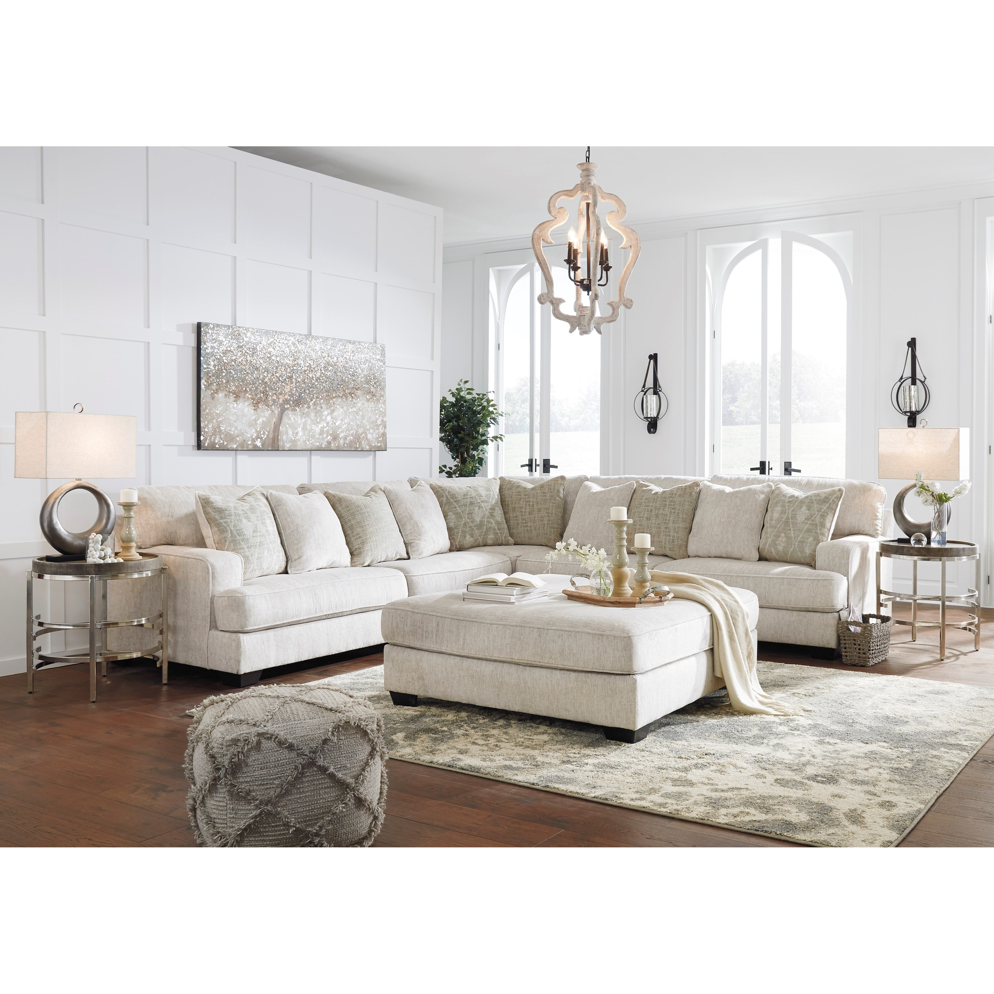 Rawcliffe Living Room Group by Signature Design by Ashley at Darvin Furniture