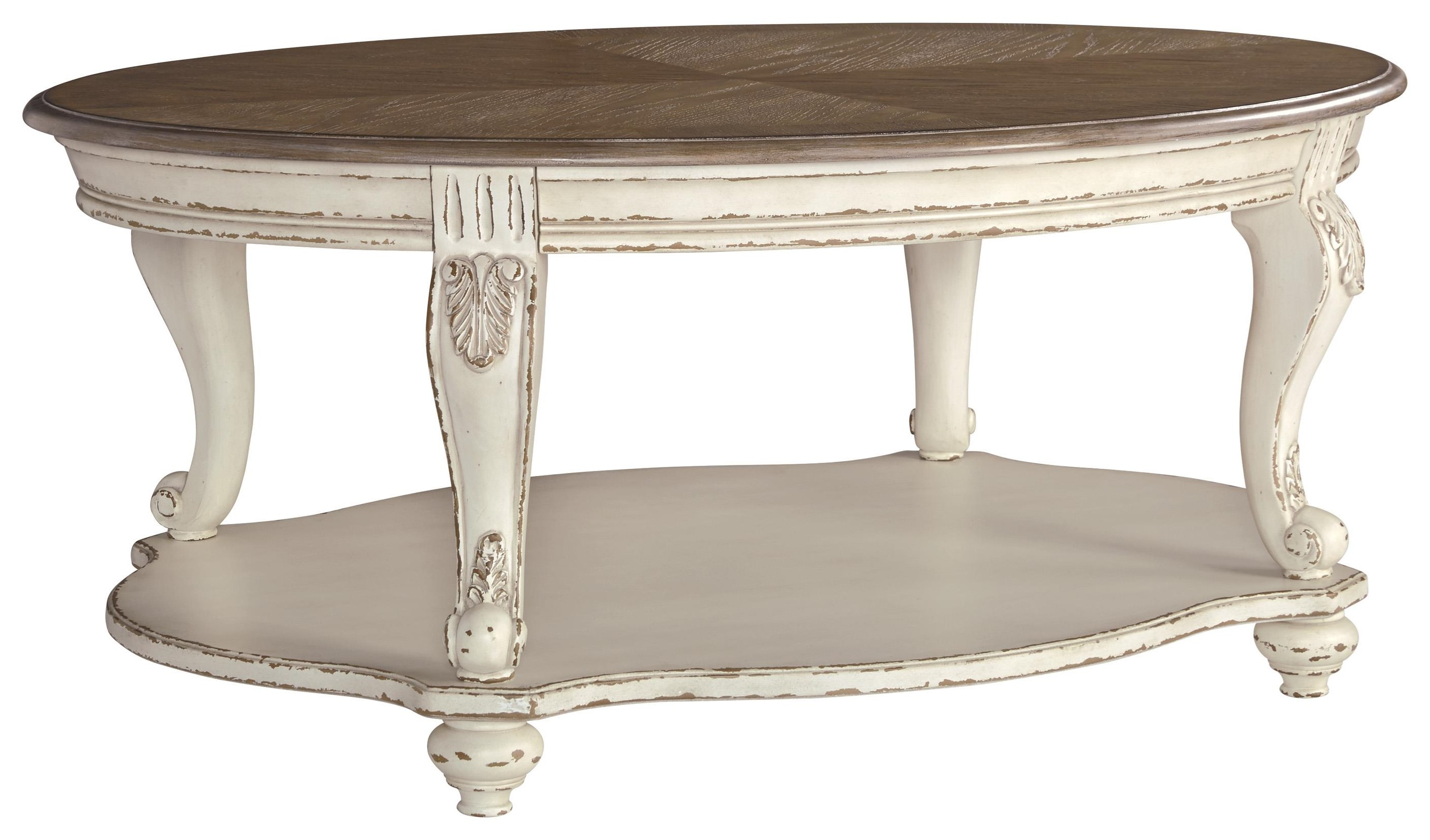 Cocktail Table, End Table and Chair Side Tab