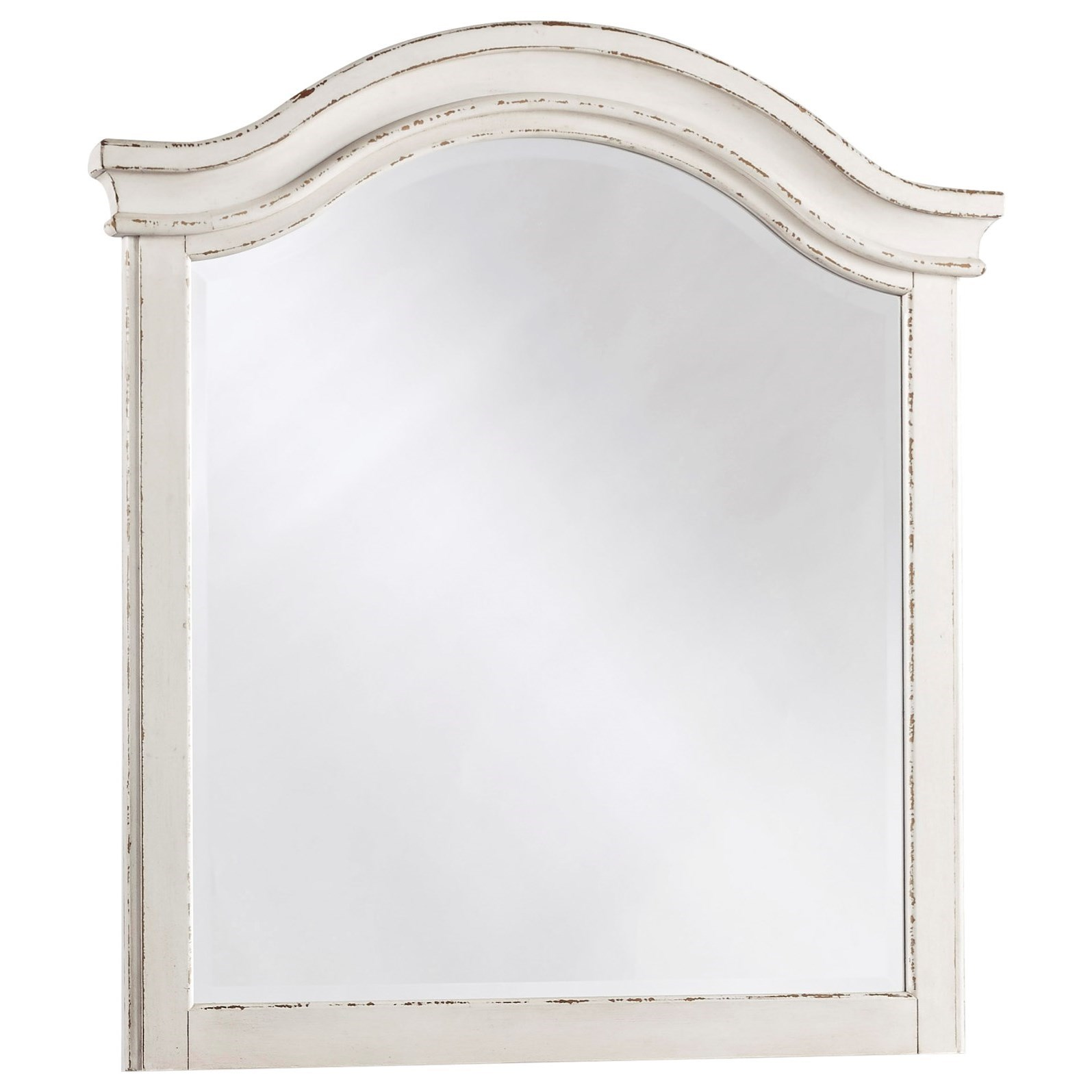 Realyn Youth Mirror by Signature Design by Ashley at Beck's Furniture
