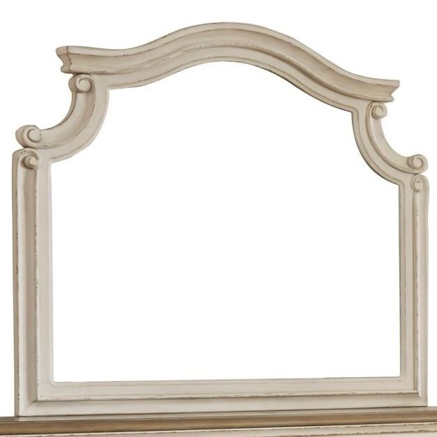 Realyn Bedroom Mirror by Signature Design by Ashley at Beck's Furniture