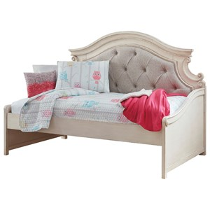 Twin Upholstered Day Bed