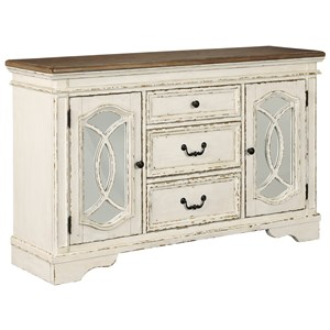 3 Drawer 2 Door Dining Room Server