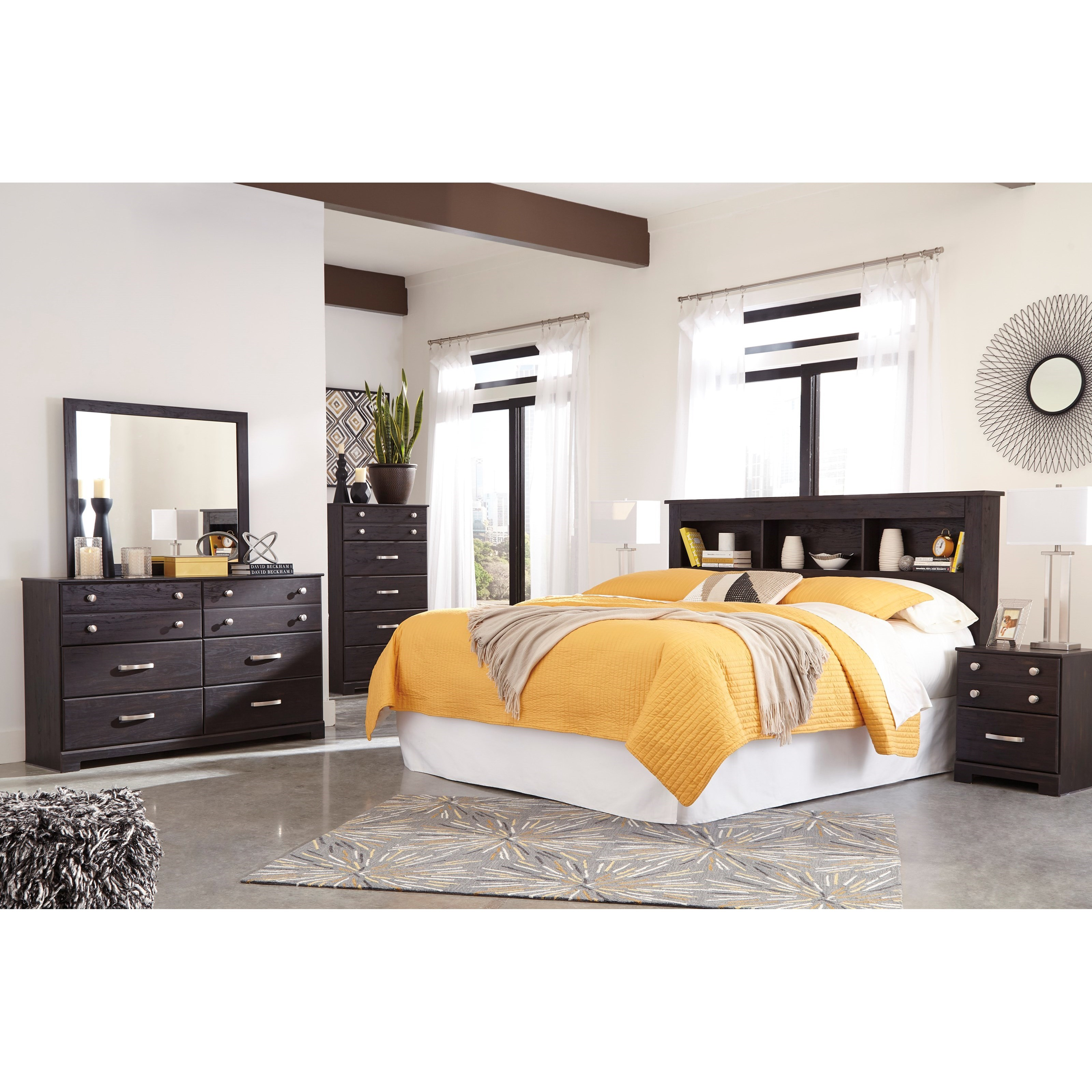 Reylow King Bedroom Group by Ashley (Signature Design) at Johnny Janosik