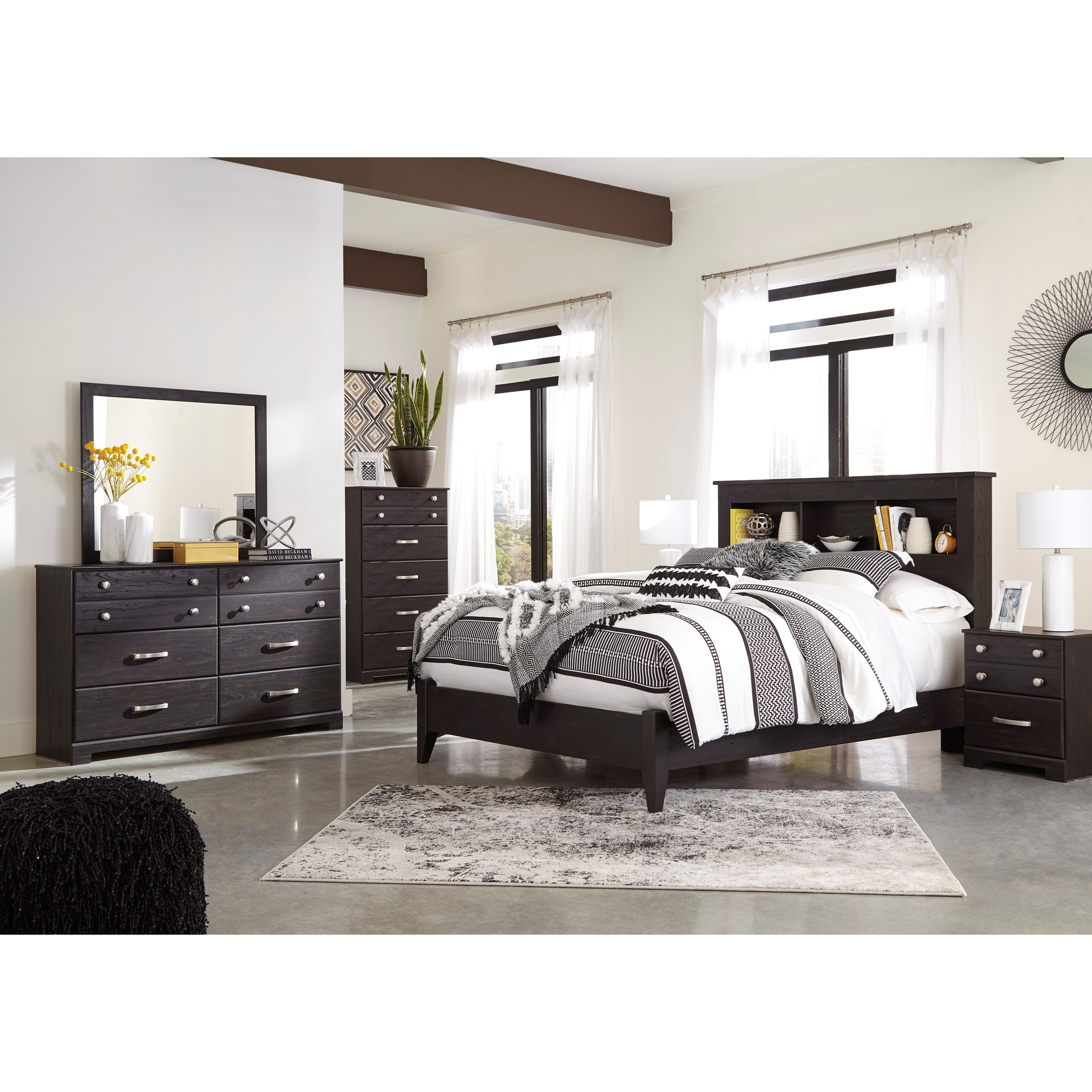 Reylow Queen Bedroom Group by Ashley (Signature Design) at Johnny Janosik