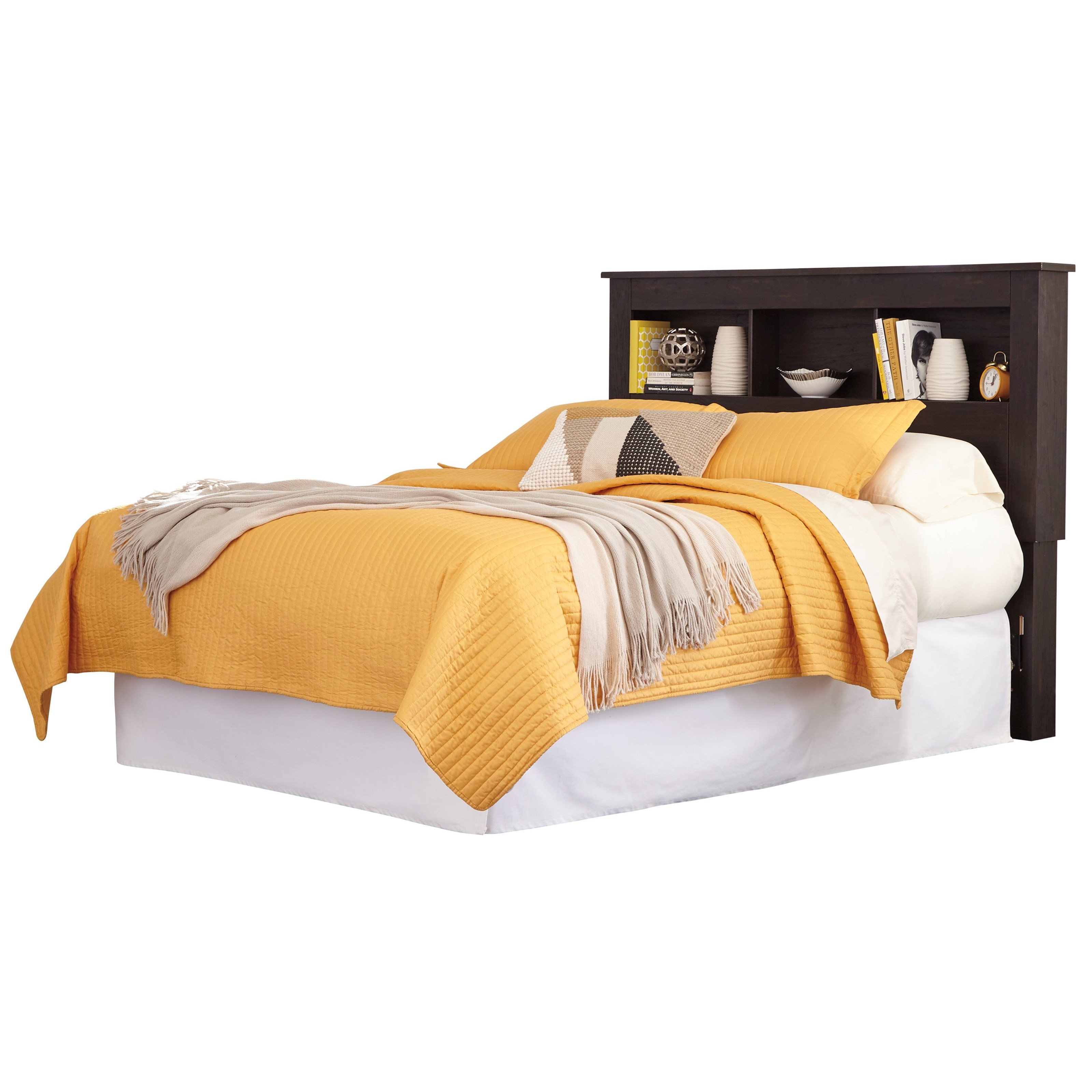 Reylow Queen Bookcase Headboard by Signature Design by Ashley at Value City Furniture