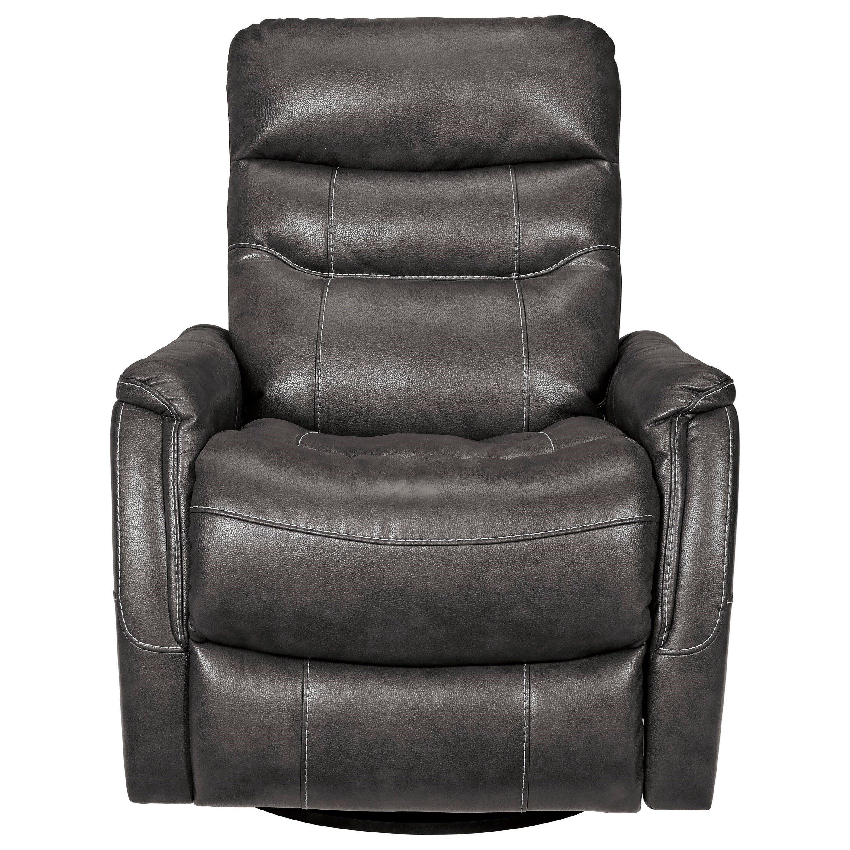 Riptyme Swivel Glider Recliner by Ashley (Signature Design) at Johnny Janosik