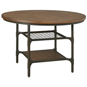 Signature Design by Ashley Rolena Round Dining Room Table