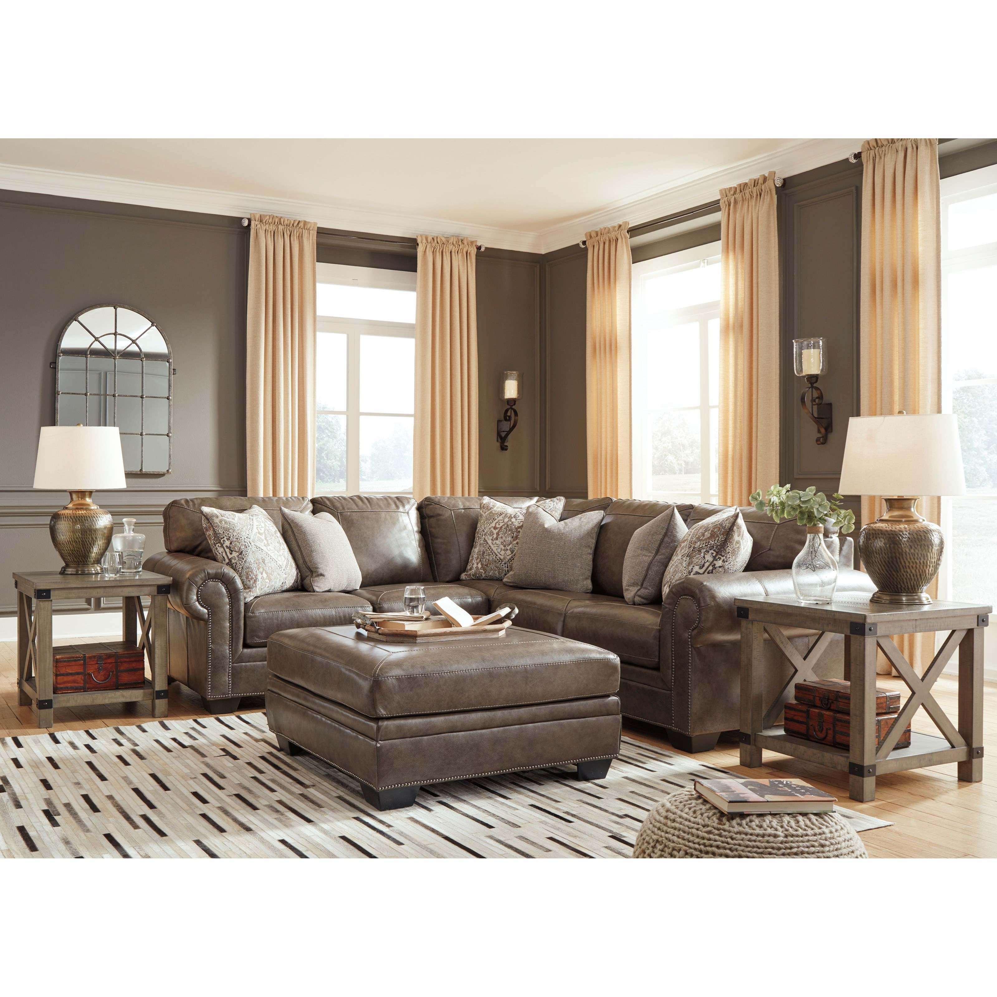 Roleson Stationary Living Room Group by Ashley (Signature Design) at Johnny Janosik