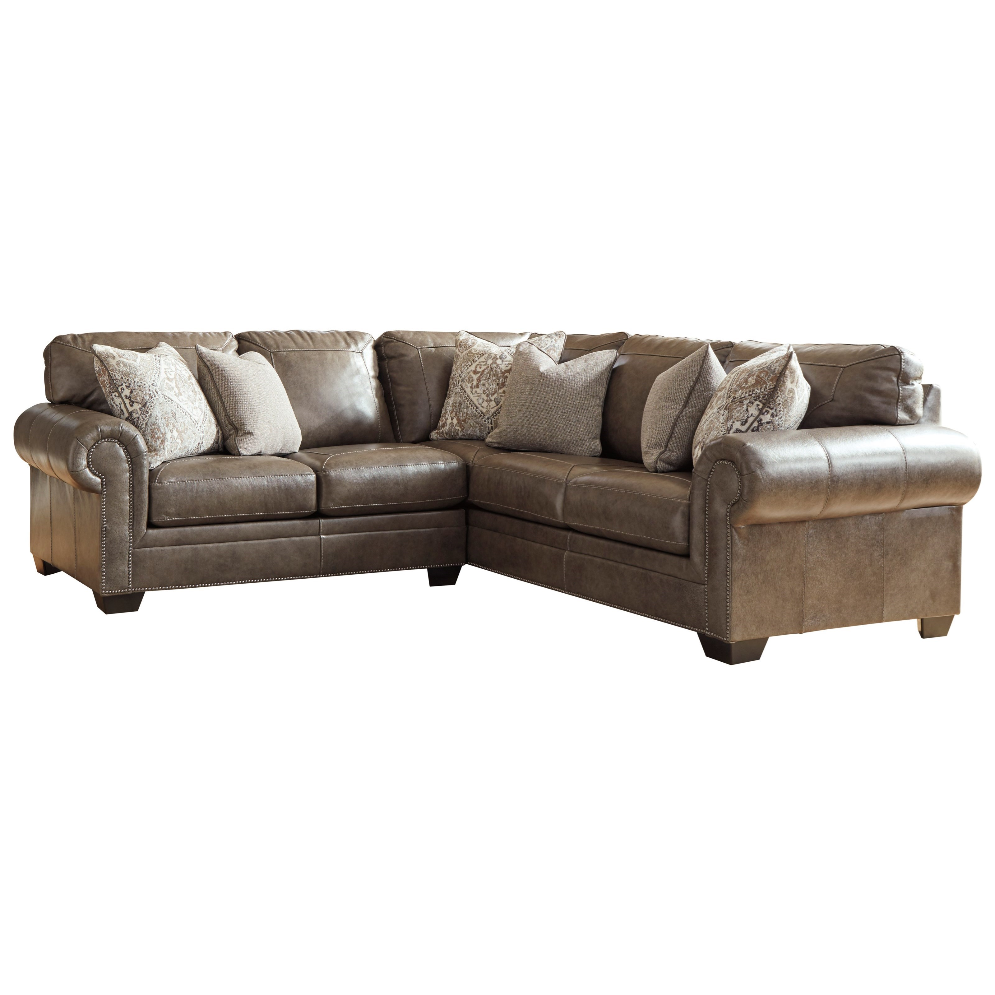 Roleson 2-Piece Sectional by Signature at Walker's Furniture