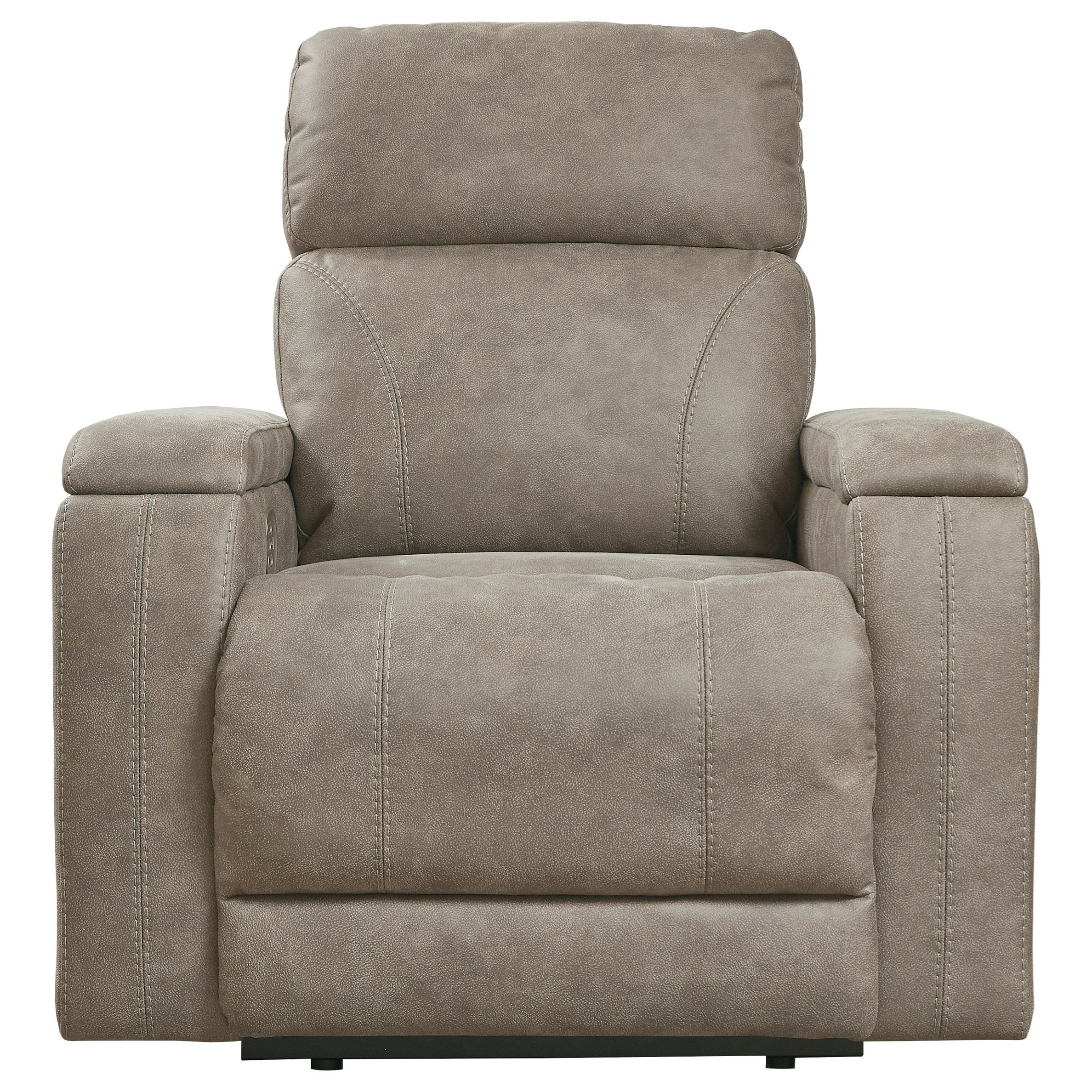 Rowlett Power Recliner with Adjustable Headrest by Signature Design by Ashley at Value City Furniture