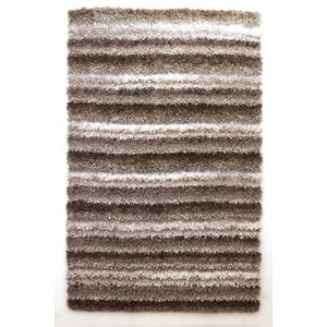 Signature Design by Ashley Contemporary Area Rugs Wilkes - Gray Large Rug