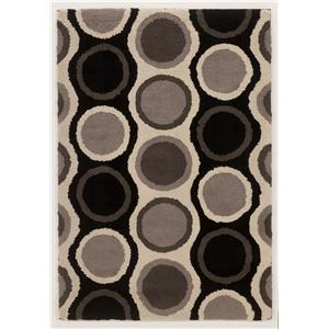 Signature Design by Ashley Furniture Contemporary Area Rugs Links - Grey Rug