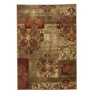 Signature Design by Ashley Furniture Contemporary Area Rugs Hartwell - Canyon Rug