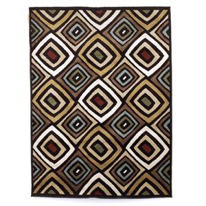 Signature Design by Ashley Furniture Contemporary Area Rugs Rhombus - Multi Medium Rug