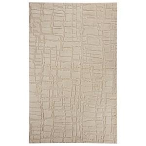 Signature Design by Ashley Contemporary Area Rugs Dugan Cream/Taupe Large Rug