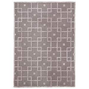 Signature Design by Ashley Contemporary Area Rugs Tyrell Gray Large Rug