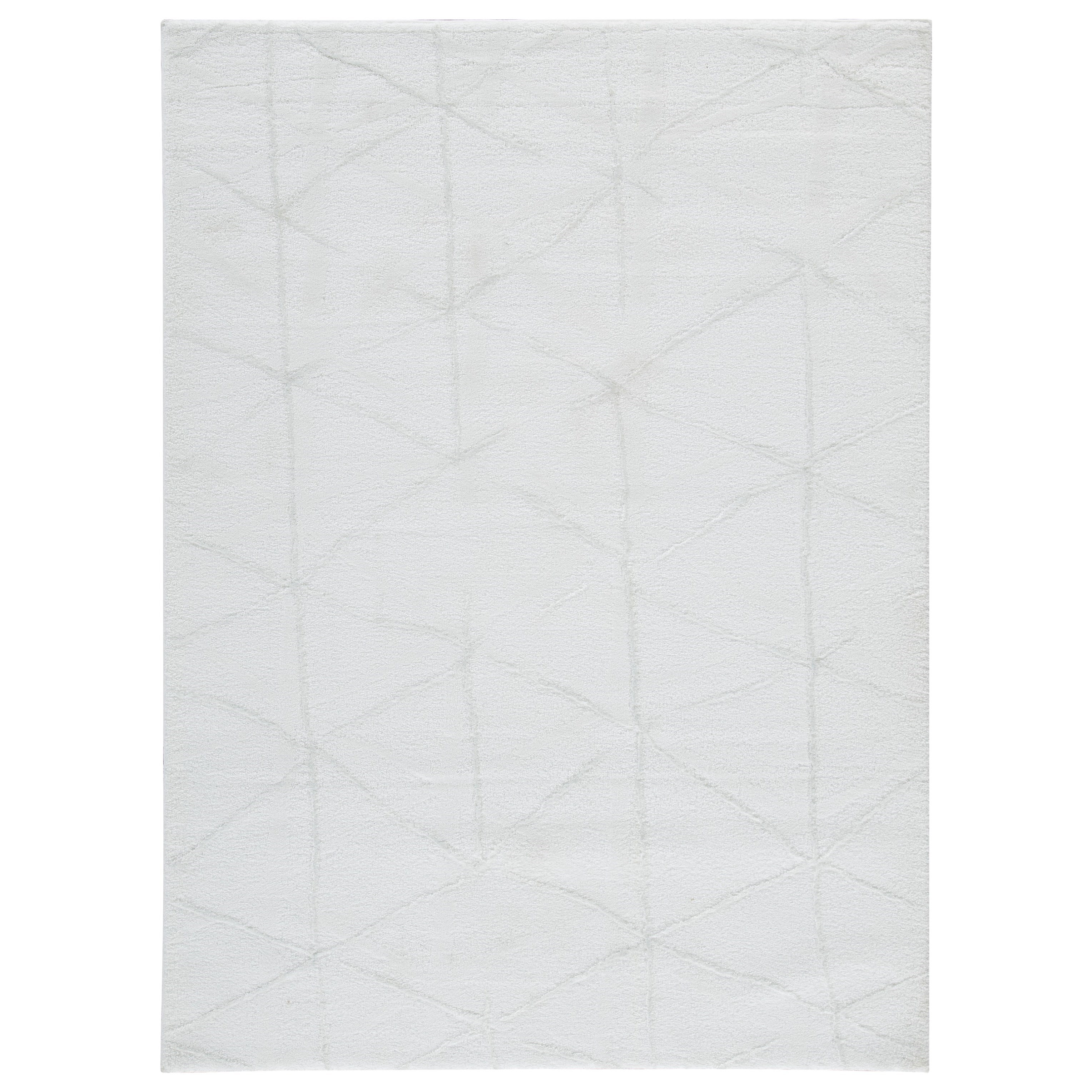 Contemporary Area Rugs Scarrit Ivory Medium Rug by Signature Design by Ashley at Northeast Factory Direct