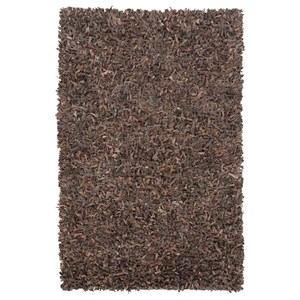 Signature Design by Ashley Contemporary Area Rugs Frere Brown Medium Rug