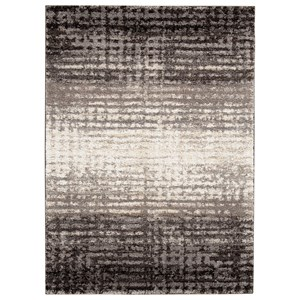 Marleisha Black/Natural Large Rug