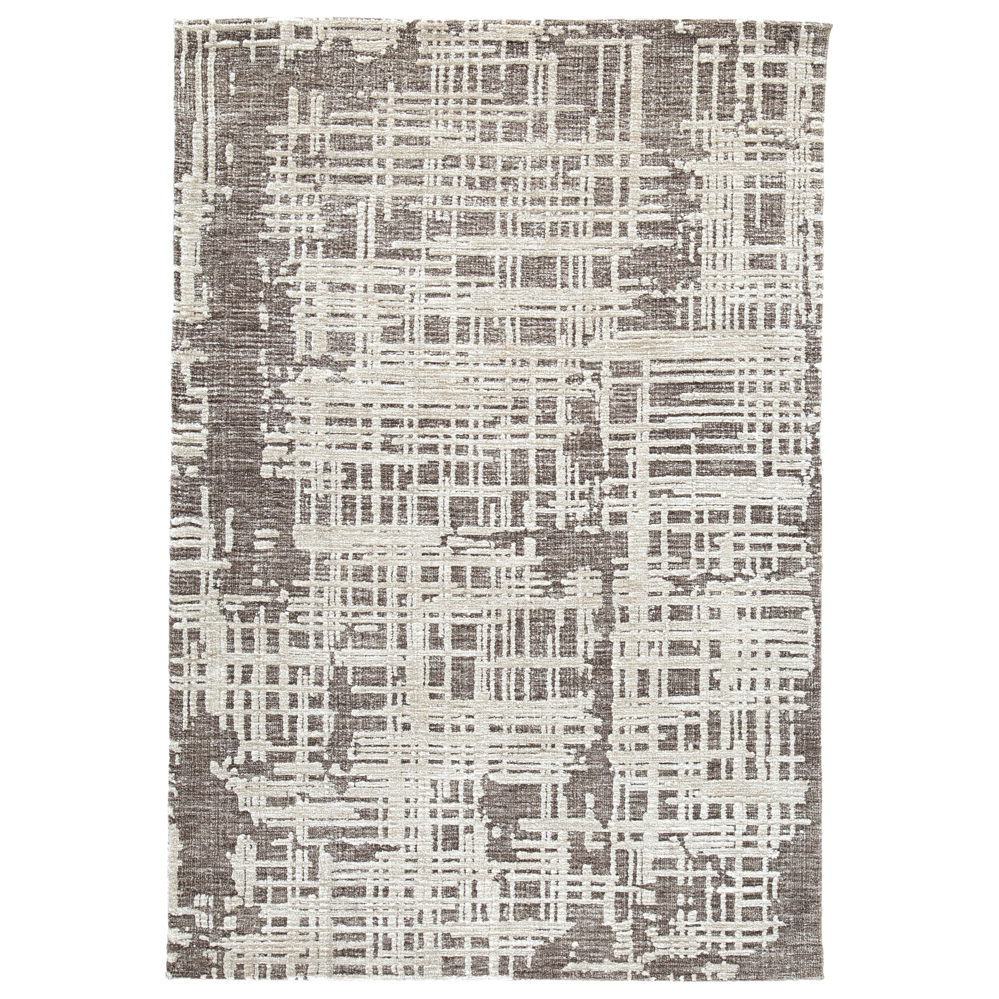 Contemporary Area Rugs Makalo Gray Medium Rug by Signature Design by Ashley at Furniture Barn