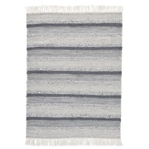 Derya Gray Medium Rug