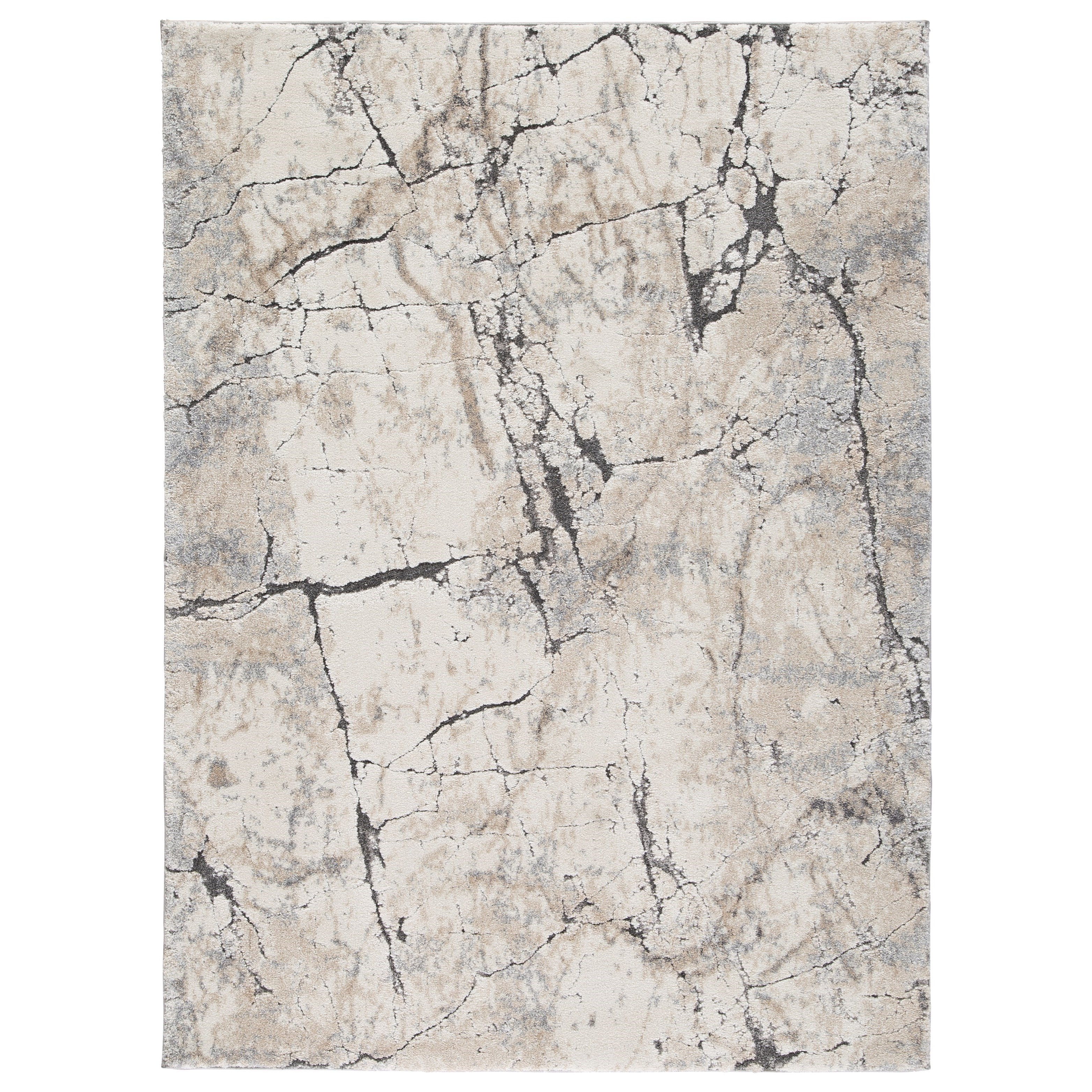 Contemporary Area Rugs Wyscott Medium Rug by Signature Design by Ashley at Smart Buy Furniture