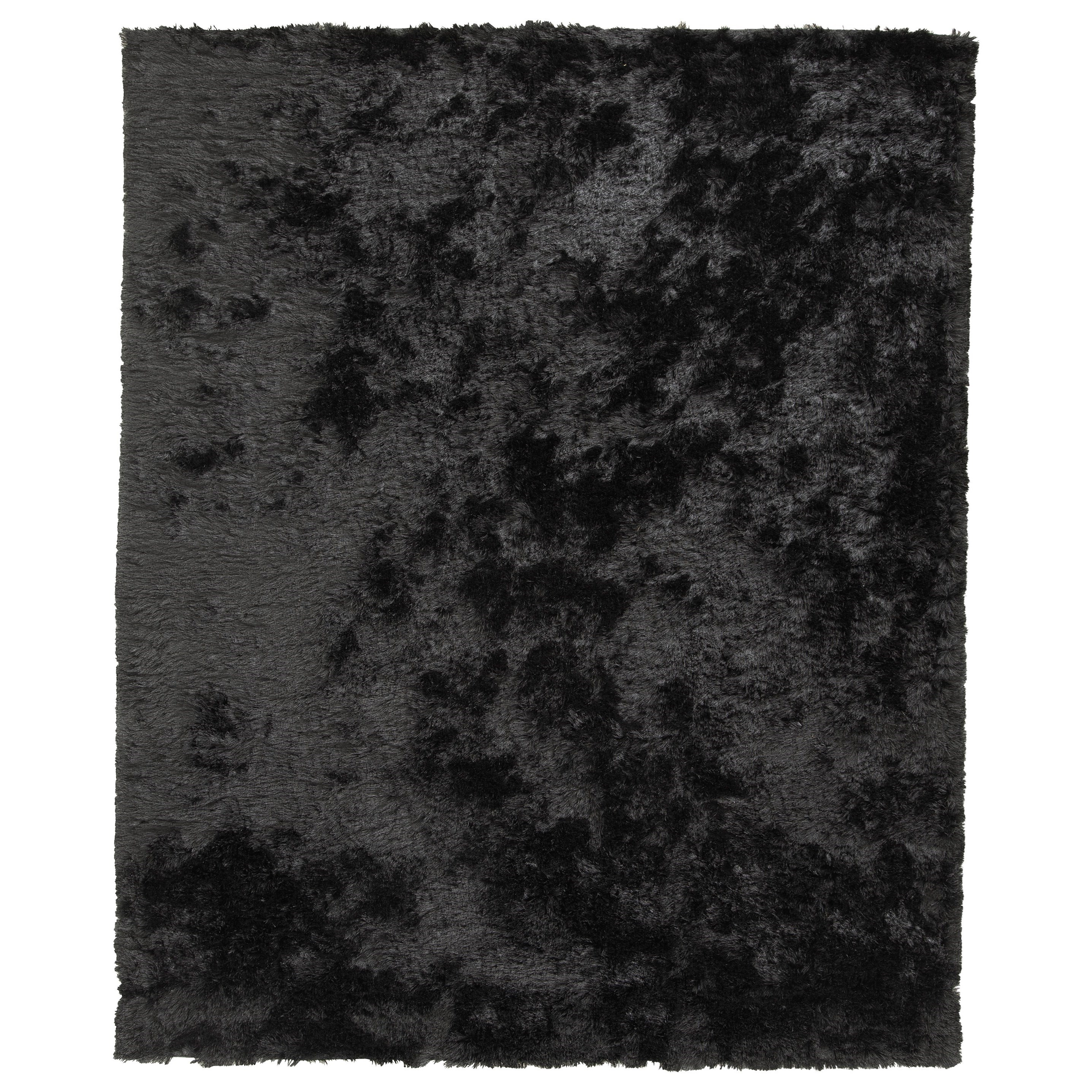 Contemporary Area Rugs Mattford Black Medium Rug by Signature Design by Ashley at Arwood's Furniture