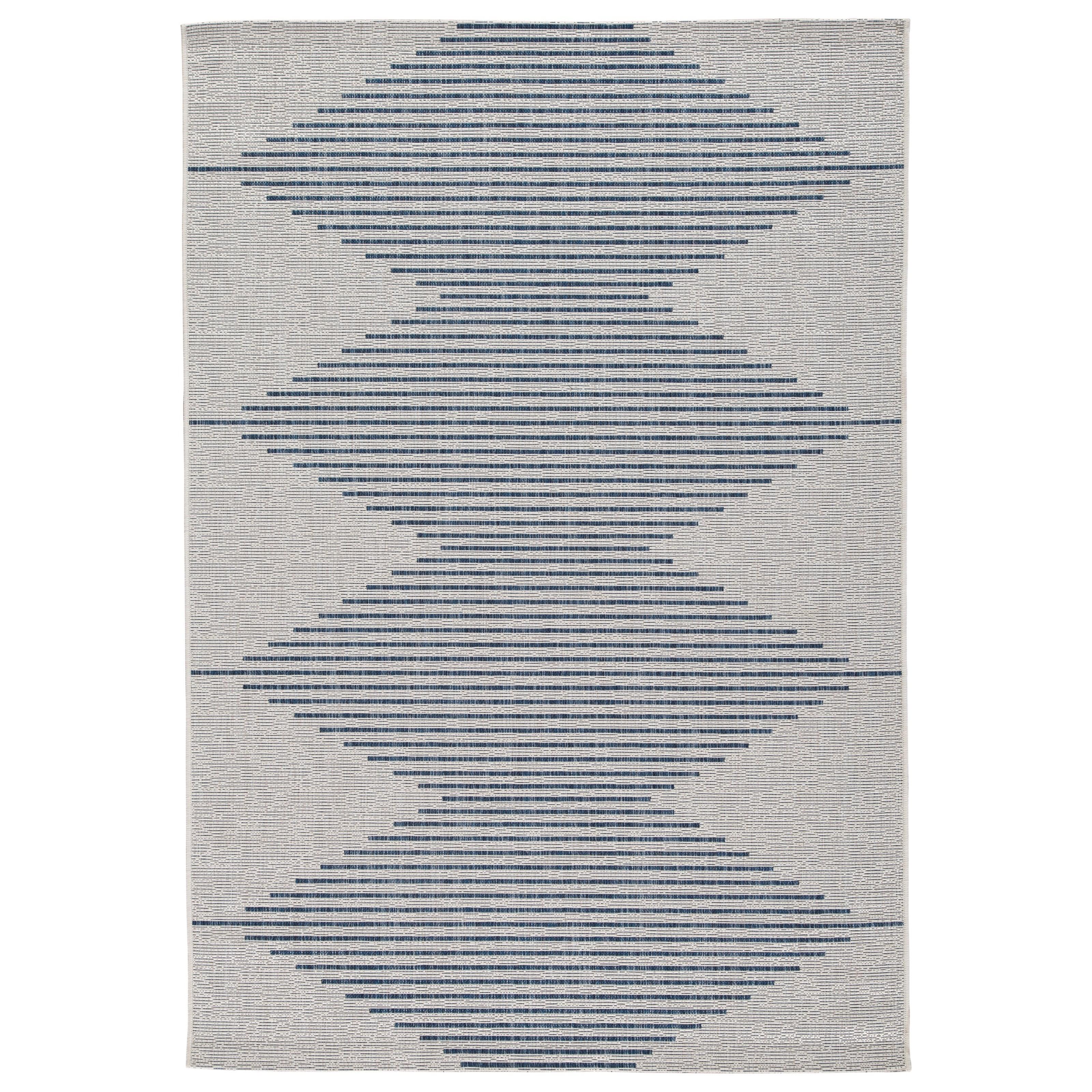 Contemporary Area Rugs Alverno Indoor/Outdoor Medium Rug by Signature Design by Ashley at Smart Buy Furniture