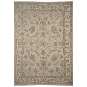 Signature Design by Ashley Traditional Classics Area Rugs Hobbson Tan Large Rug