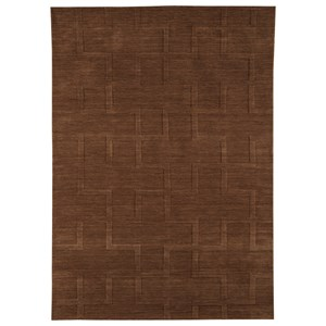 Signature Design by Ashley Traditional Classics Area Rugs Teague Toast Medium Rug