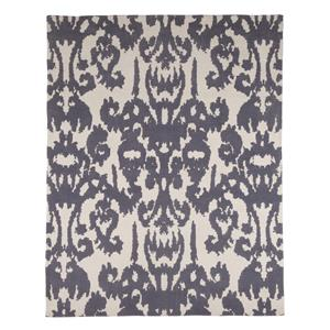 Signature Design by Ashley Traditional Classics Area Rugs Patterned - Gray/White Medium Rug