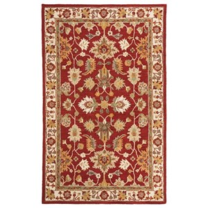 Signature Design by Ashley Traditional Classics Area Rugs Scatturro Red Large Rug