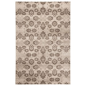 Signature Design by Ashley Traditional Classics Area Rugs Aviana Beige Medium Rug
