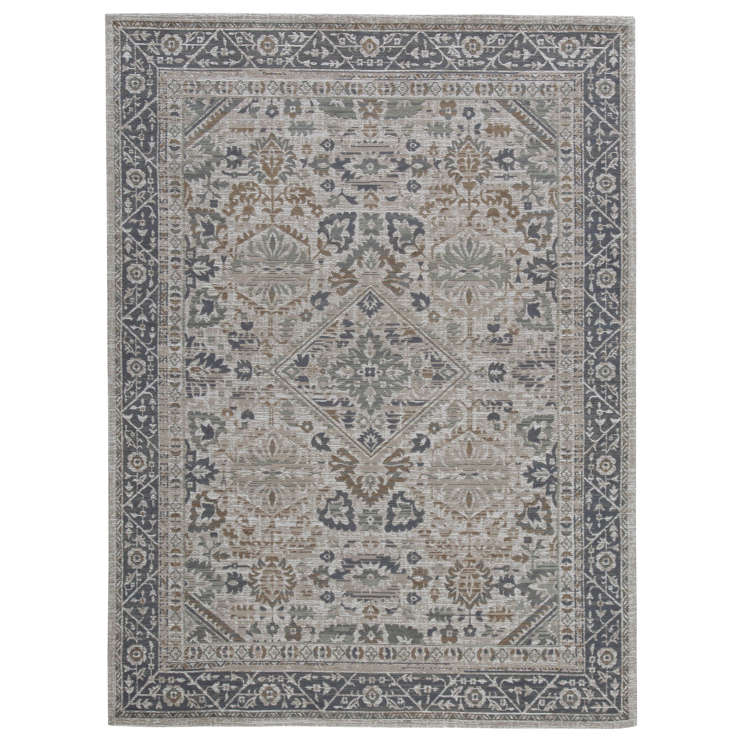 Traditional Classics Area Rugs Hetty Multi Large Rug by Signature Design by Ashley at Northeast Factory Direct
