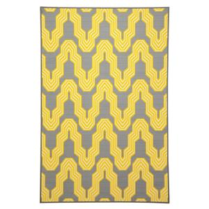 Signature Design by Ashley Transitional Area Rugs Nimat Yellow Medium Rug