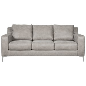 "85"" Contemporary Sofa"