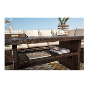 Outdoor Rectangular Multi-Use Table