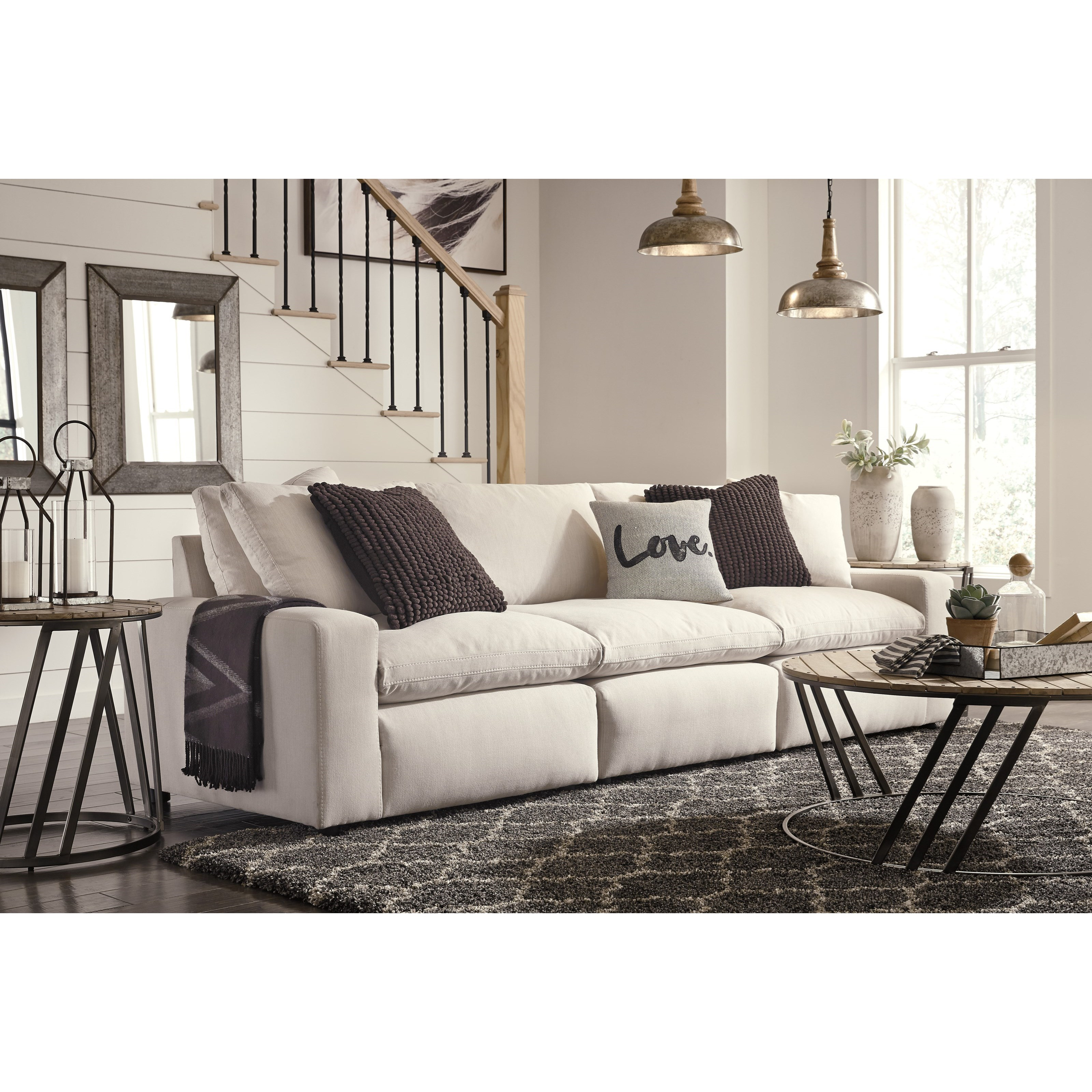 Savesto Sofa by Signature Design by Ashley at HomeWorld Furniture