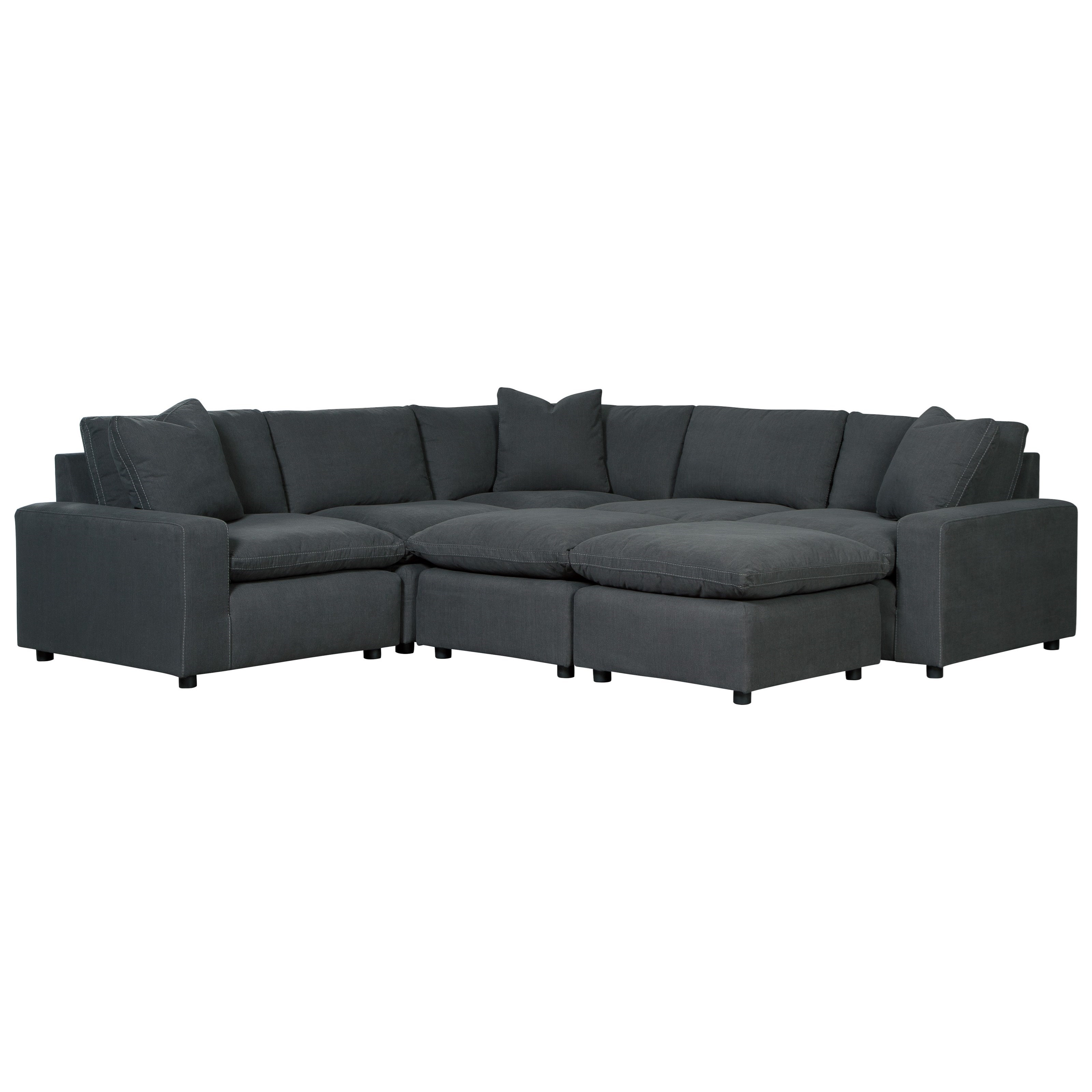 Savesto 7-Piece Sectional Set by Signature Design by Ashley at Northeast Factory Direct