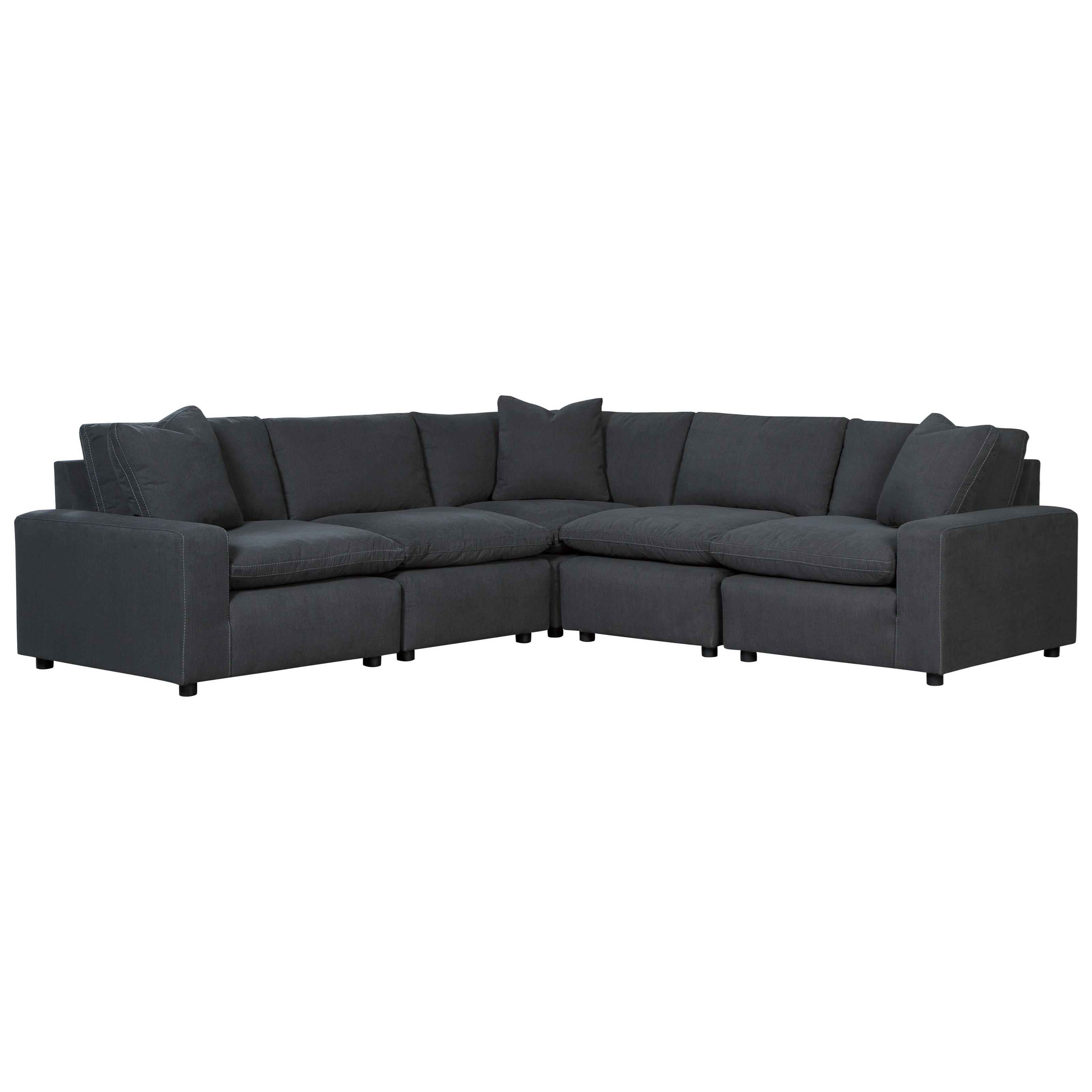 Savesto Sectional by Signature Design by Ashley at Red Knot