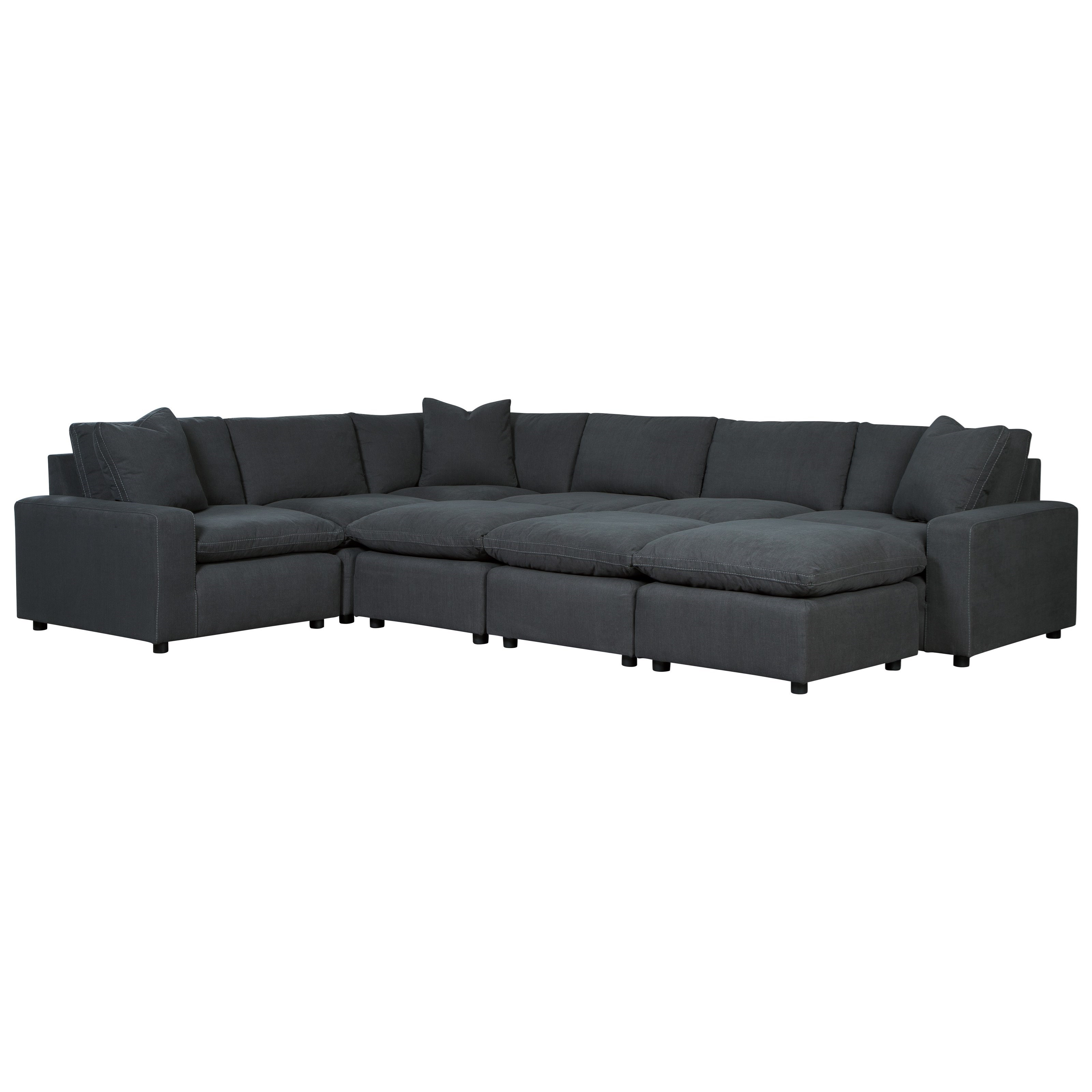 Savesto Sectional by Signature Design by Ashley at HomeWorld Furniture