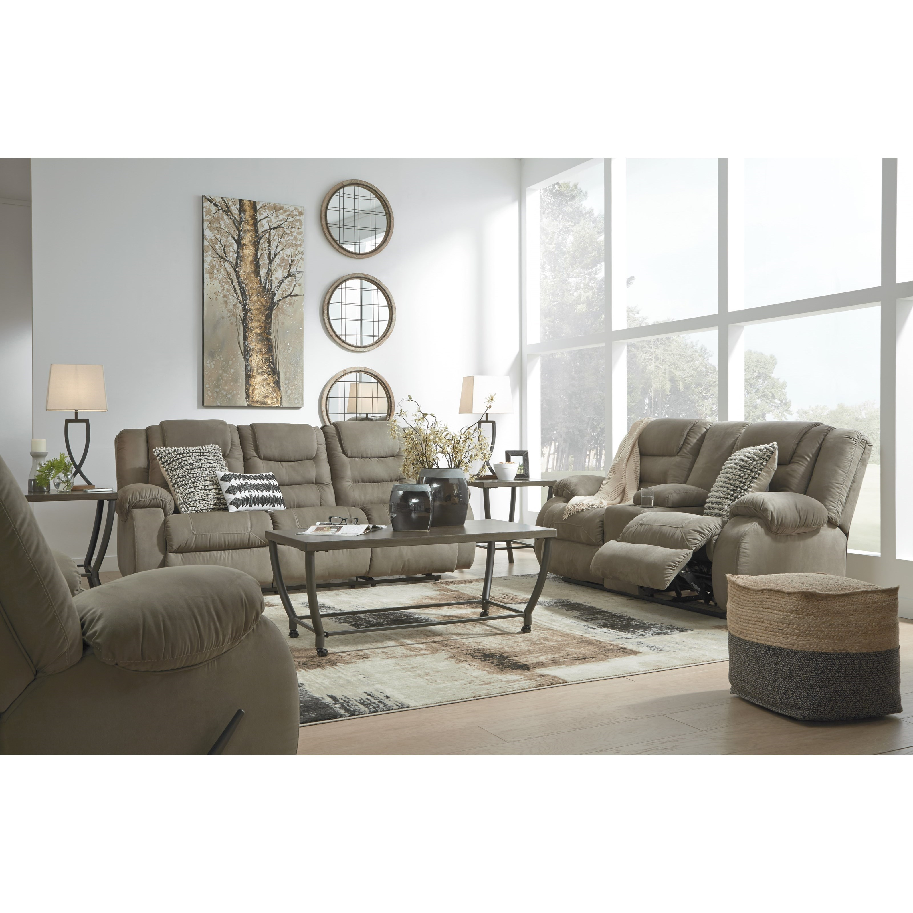 McCade Reclining Living Room Group by Signature Design by Ashley at Northeast Factory Direct