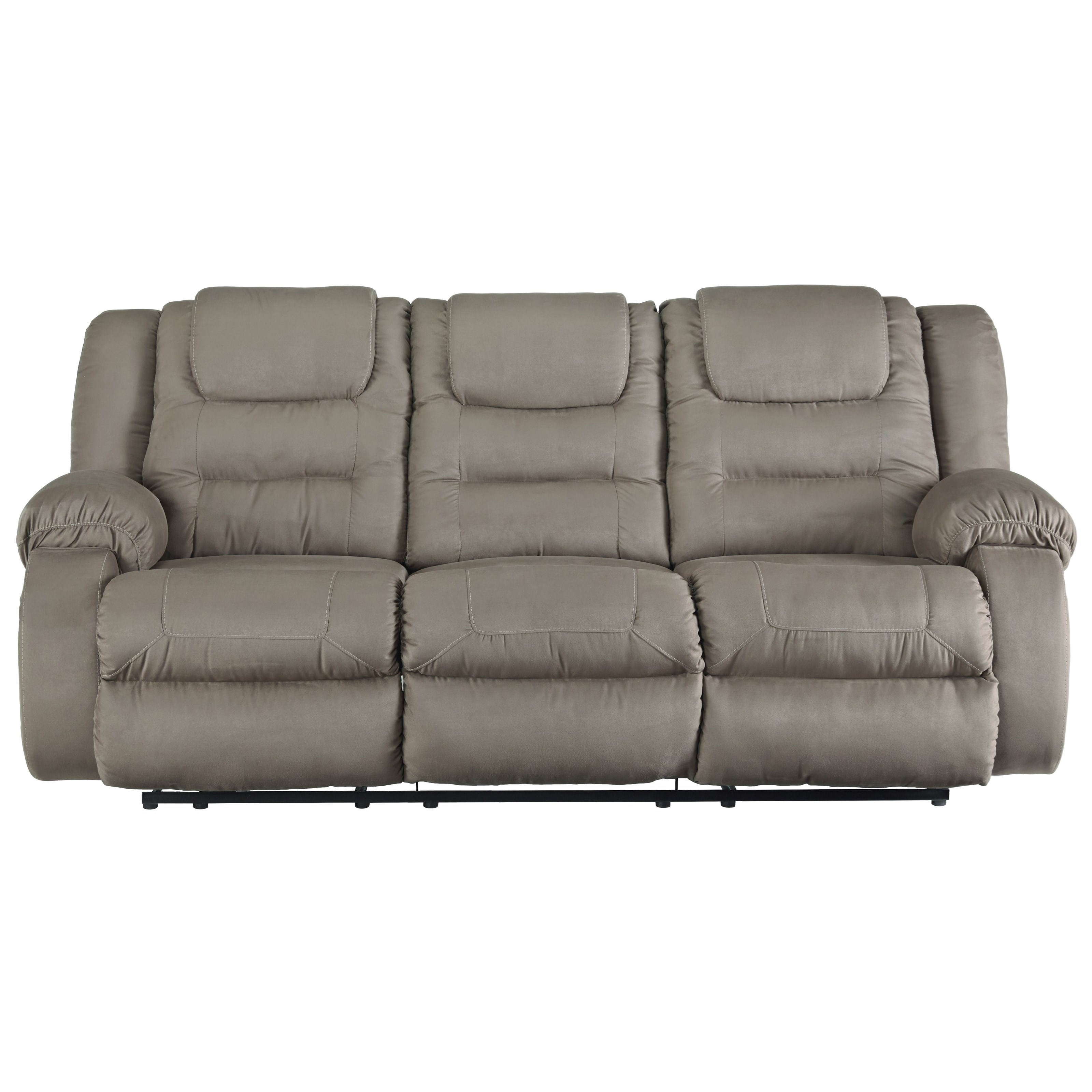 McCade Reclining Sofa by Signature Design by Ashley at HomeWorld Furniture