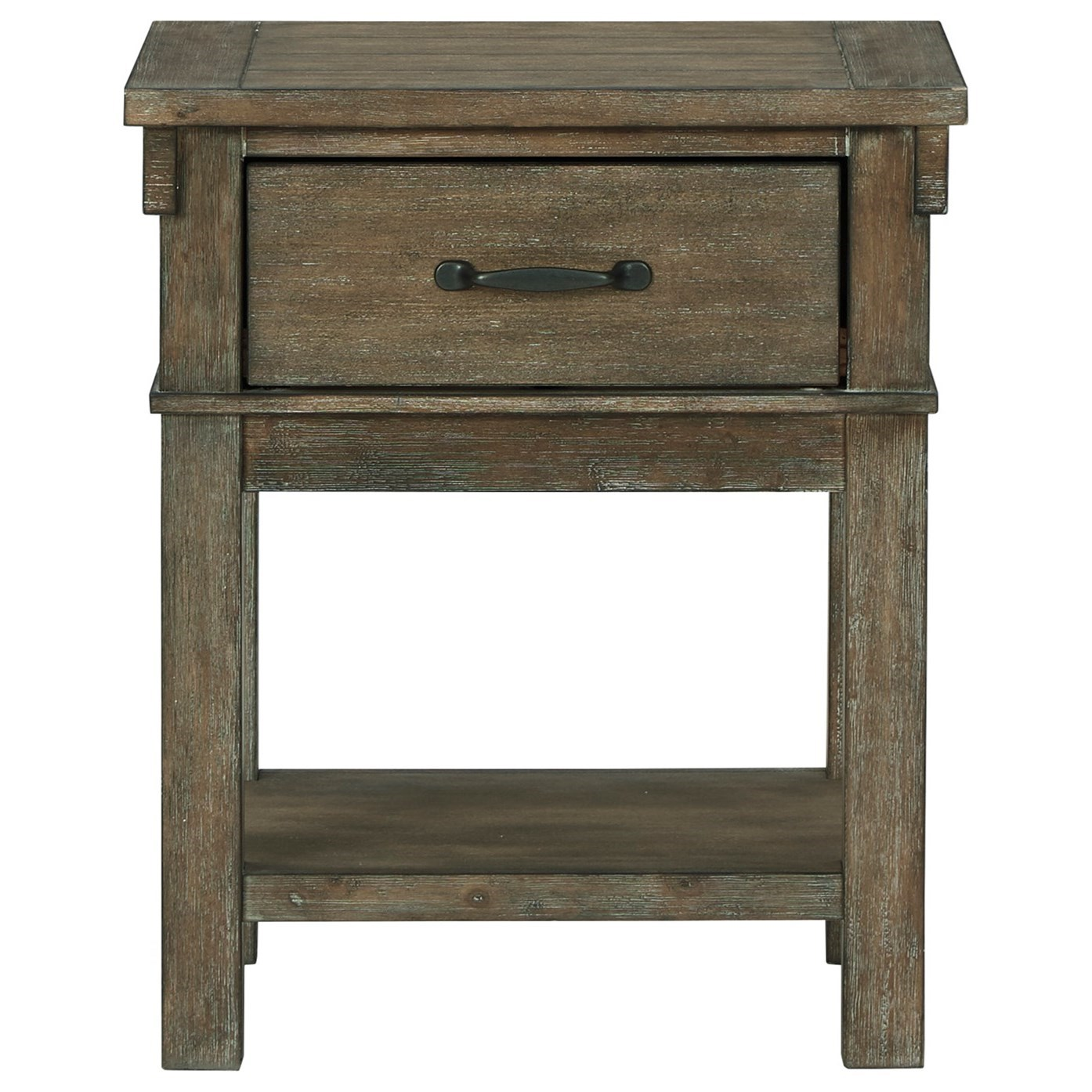 Shamryn Nightstand by Signature at Walker's Furniture
