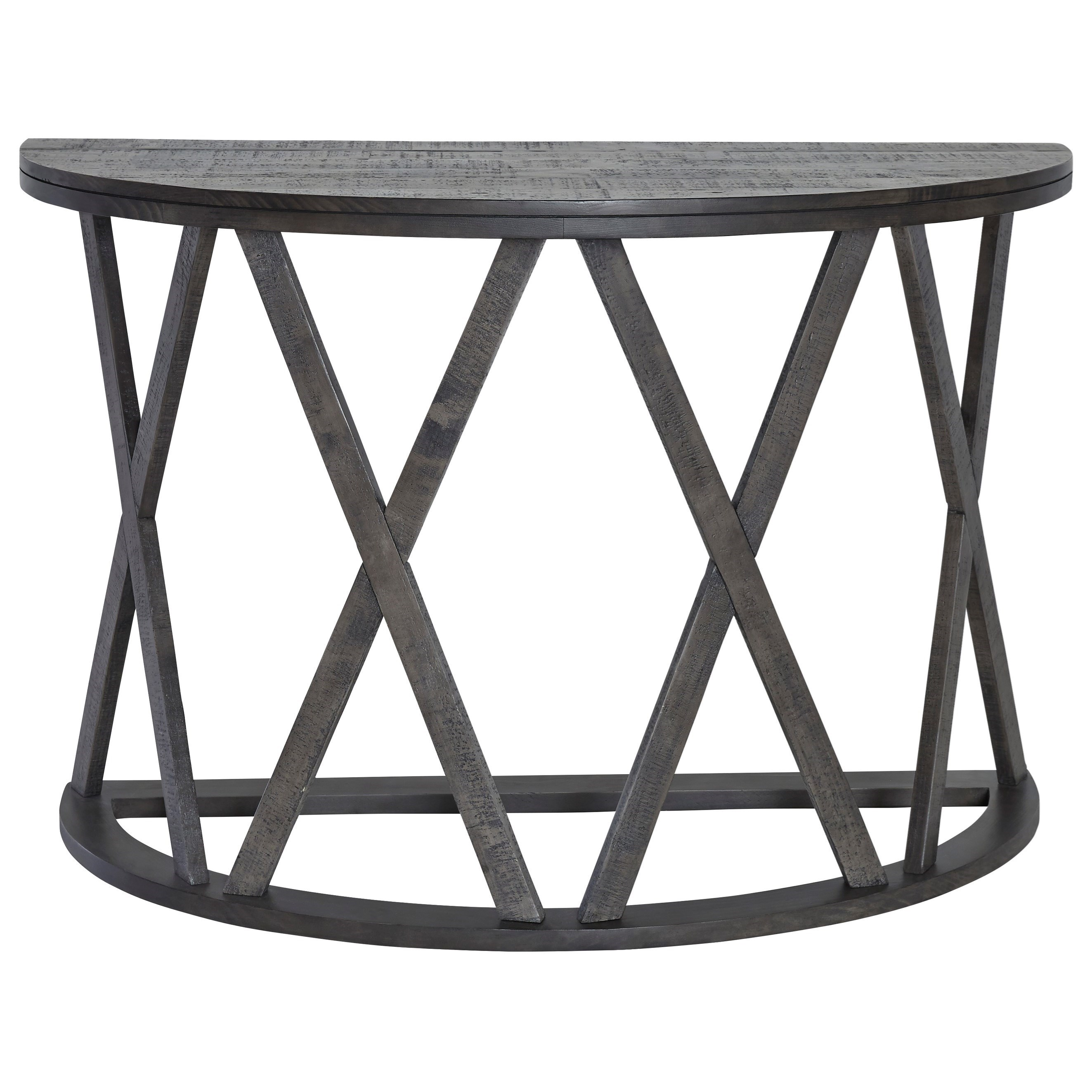 Sharzane Sofa Table by Signature Design by Ashley at Household Furniture
